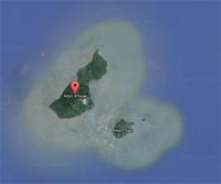 Dữ liệu bản đồ địa hình đáy biển tỉ lệ 1/5.000 khu vực cụm đảo Hòn Khoai.