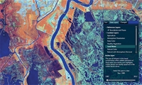 Esri giới thiệu dữ liệu vệ tinh Landsat tới toàn thế giới