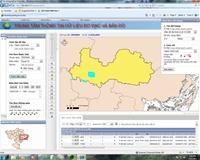 Các công trình dự án đã và đang triển khai tại Trung tâm Thông tin dữ liệu đo đạc và bản đồ