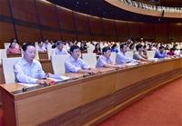 Quốc hội chính thức thông qua Luật Đo đạc và bản đồ