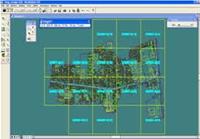 Dịch vụ xử lý dữ liệu đo đạc bản đồ gốc